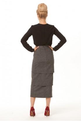 Зимняя юбка от MUST HAVE-35061