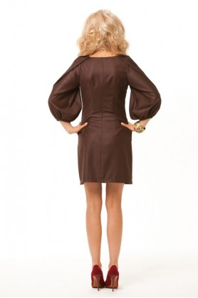Короткое коктейльное платье от MUST HAVE
