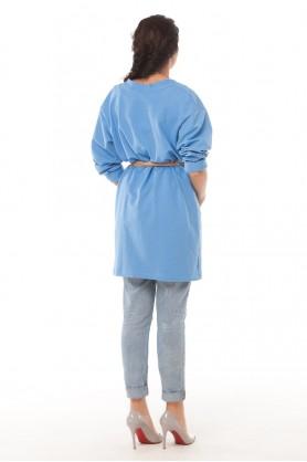 Голубой кардиган от MUST HAVE