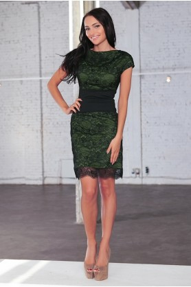 Polina Efimova вечернее платье