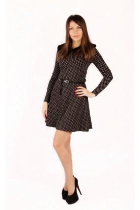 Интересное платье от POLINA EFIMOVA