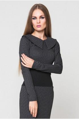 Офисное платье от POLINA EFIMOVA