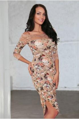 Дизайнерское платье от Polina Efimova